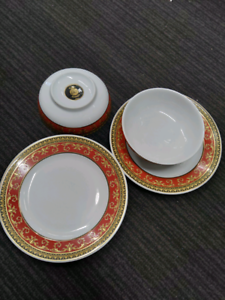 ROSENTHAL VERSACE PORCELAIN SET Kings Cross Inner Sydney Preview
