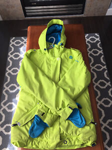 Sessions snowboarding jacket.