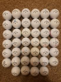 Callaway supersoft golf balls