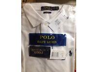 Ralph Lauren short & long sleeve polo(BNWT)