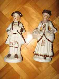 Figurines de porcelaine