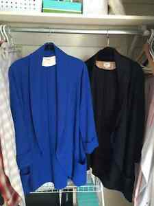 Aritzia Wilfred Chevalier jackets