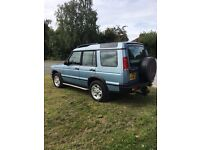 2001 Land Rover discovery td5 79,000 miles