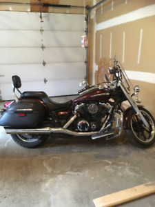 2009  950 Yamaha V-Star Touring