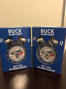 2 Buck Martinez  GET UP Alarm Clock