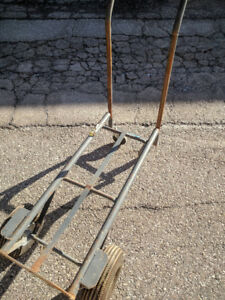Handcarts, Flat Berth Dollies, various kinds & Price, tyres,used