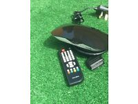 Alba freeview box with remote