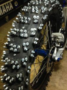 Ice Racing Studded Tires (George Jones)