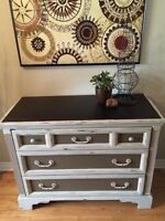 Canadian Made Solid Wood Chest/Dresser