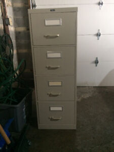 4 drawer filing cabinet for sale