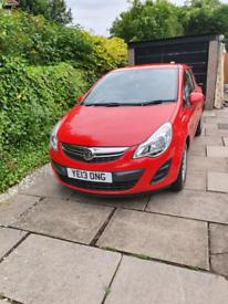 Vauxhall, CORSA, Hatchback, 2013, Manual, 998 (cc), 3 doors