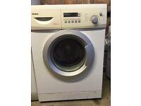 Haier 7 kg washing machine - good condition