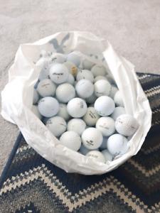 Golf Balls - $2.50/Dozen