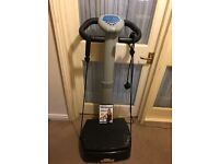 Vibrapower exercise machine