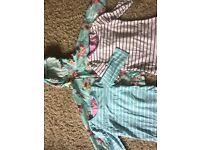 Girls joules small bundle age 7/8