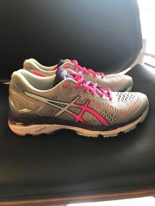 ASICS GEL Kayano women's running shoes - $90