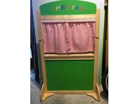 Children's theatre or puppet stand