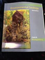 Environmental Geology 9th ed.