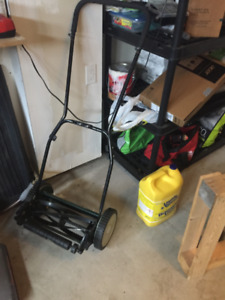 Lawn Mower - Mint Condition - A year old!!