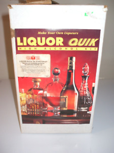 Liquor Quik High Alcohol Kit