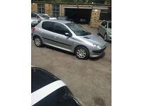 Peugeot 206 1.4 8v ( a/c ) S 5 DOOR - 2004 04-REG - FULL 12 MONTHS MOT
