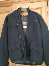 Jack Wolfskin mens jacket