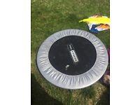Pro fit fitness trampoline