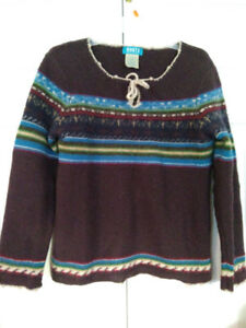 Roots Wool Sweater