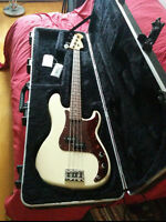 Fender Precision Bass USA Am. St. echanger