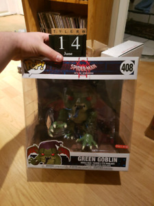 10 inch green goblin funko pop