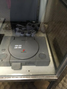 PlayStation 1 Package