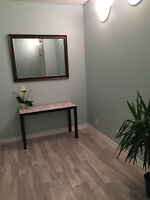 AESTHETICS ROOM /// STYLIST CHAIR FOR RENT IN WHITBY SALON