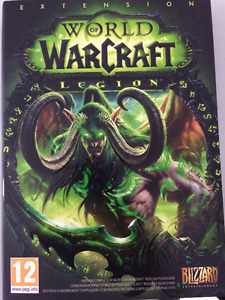 World of Warcraft Légion expansion