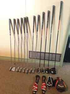 Callaway Golf Clubs: Complete Set For Sale W/Bag. (right hand) London Ontario image 1