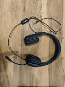 Gaming Headset with Microphone for Xbox One and mobile
