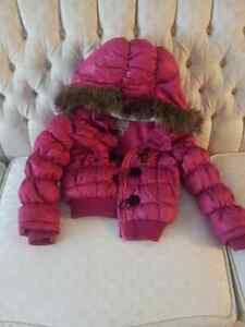 Old Navy Girl Winter Jacket with Hood