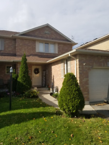 3+1 bedroom full semi detached home for rent Courtice