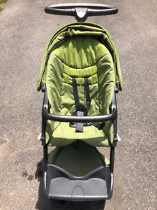>>>Stokke Xplory Stroller - Lime green for sale<<<