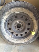 275/65R18 Spare Tire For Sale