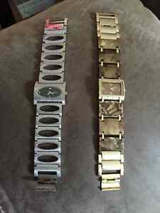 2 Sterling Silver Watches- Women's