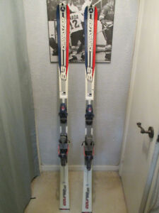 Dynastar Skis 172cm With Look Pivot TI Bindings