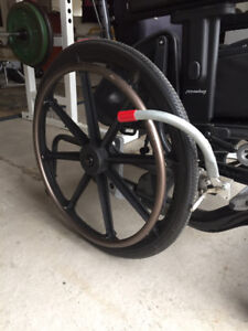 NEW - WHEELCHAIR (Future Mobility healthcare)