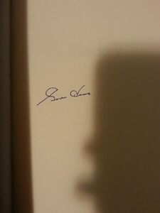 """Gordie Howe 2014 """"My Story"""" Autograph Book Signed *$85!* Kitchener / Waterloo Kitchener Area image 2"""