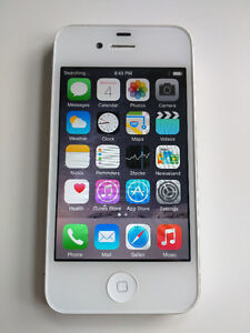 Factory UNLOCKED Apple iPhone 4S in White