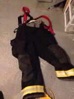 Selling firefighting gear