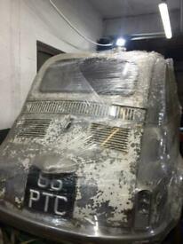 image for Fiat 500 N ( V Rare ) 1960 Factory Rhd Uk reg - Suicide doors 41k - Fiat demo !