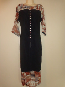 Ethnic Indian/Pakistani Kurti tops, tunics - Long and short.