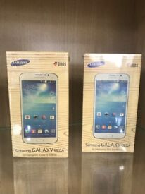 Samsung galaxy mega sealed pack brand new with warranty