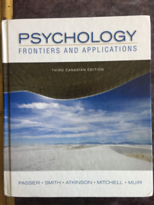 PSYO 1011 Textbook (Intro to Psychology)