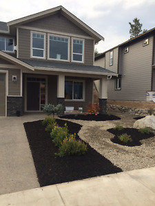 New 1 Bdrm Ground Level Suite in the Lakes in Lake Country